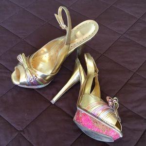 ⚡️⚡️Stunner Heels!!⚡️⚡️